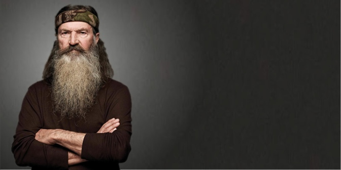 Duck Dynasty Star Shot Down By A&E