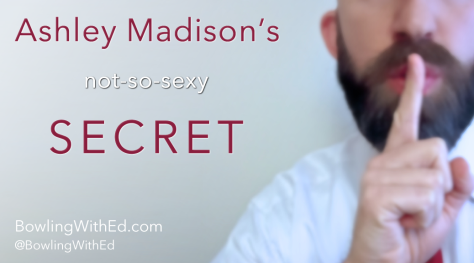 Share Ashley Madison's not-so-sexy secret on Facebook or Twitter