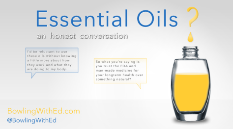 Share Essential Oils - An Honest Conversation on Facebook or Twitter